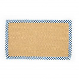КОВЕР 92Х153 СМ royal check sisal 348-02641