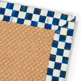 КОВЕР 183Х275 СМ royal check sisal 348-02675