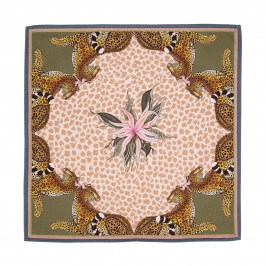 Набор салфеток Ardmore Leopard Lily Napkins in Stone 2шт. ALL-Napkin