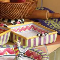 Форма для выпечки квадратная Piccadilly Ceramics 12656-100