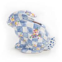 Кролик-копилка Bunny Bank - Blue 18102-403