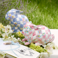 Кролик-копилка Bunny Bank - Pink 18103-404