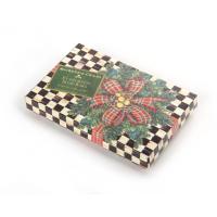 Набор подарочный новогодний мыло 3 шт. «Shea Butter/Olive» Evergreen 32400-0030