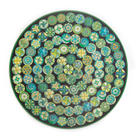 САЛФЕТКА ПОД ТАРЕЛКУ vintage buttons 32618-111