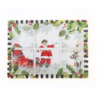 Набор подставок под тарелки 4 шт. Merry Christmas 32618-1214