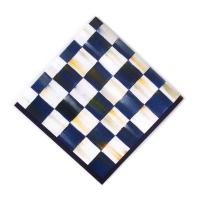Салфетки бумажные 12Х12 Royal Check 32900-3401