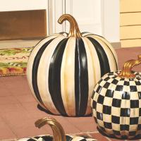 Тыква круглая XL Courtly Stripe 35509-007