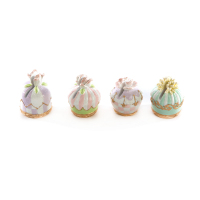 Подставки для рассадочных карточек набор 4 шт. Pastel Confections Petit 35514-1432