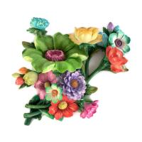 Настенный декор Wall Art - Green Flower Market 35514-1436