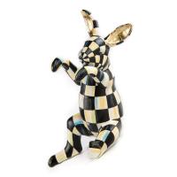 Украшение для кашпо «Забавный кролик» Courtly Check 35518-032