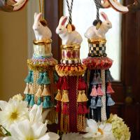 Кисть декоративная «Кролик» Courtly Check 35761-001
