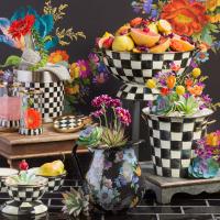 Обои Flower Market - Black 36506-048