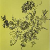 Обои Wild Rose - Chartreuse 36506-049