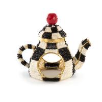 Кольцо для салфеток Tea Kettle Courtly Check 72654-040