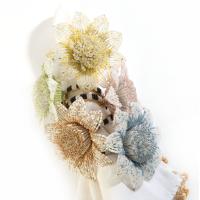 Кольцо для салфетки Blossom Blue 72654-301