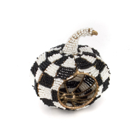 Кольцо для салфетки Checked Pumpkin 72655-1205