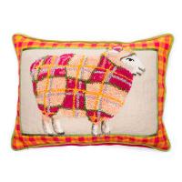 Подушка tartan sheep 75759-084