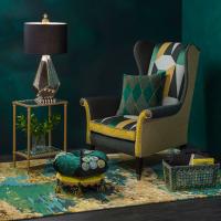 Подушка emerald harlequin 75759-402