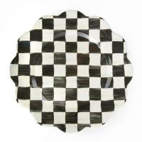 Тарелка «Лепесток» 30 см Courtly Check 89201-40S