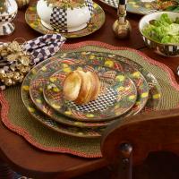 Тарелка десертная 20 см Evergreen 89217-0030