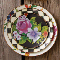 Тарелка десертная 20 см Flower Market 89217-70