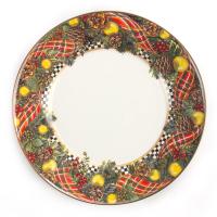 Тарелка обеденная 25 см Evergreen 89227-0030