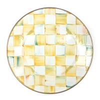 Тарелка обеденная 25 см Parchment Check 89227-140