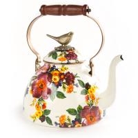 Чайник с птичкой 3 литра Flower Market 89236-95B