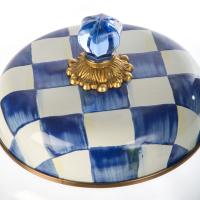 Банка для сыпучих продуктов 7,6 литров Royal Check 89376-240