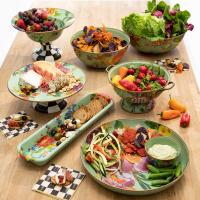 Салатник большой 28 см Flower Market 89402-90