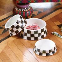 Миска для домашних животных большая Courtly Check 89702-40
