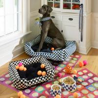 Миска для домашних животных Royal Check 89703-240