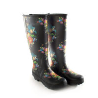 Сапоги высокие - размер 39 Flower Market 91601-0420