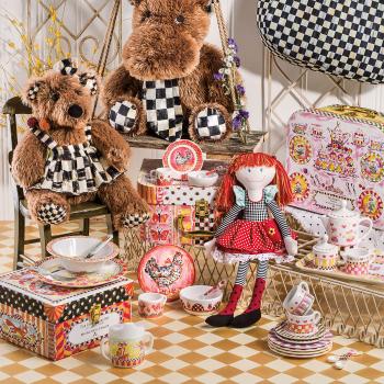 Подарочный набор детской посуды Maypole Tea 32645-031