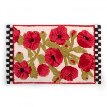Коврик для ванной Poppy Garden 347-655