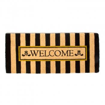 Придверный коврик для двустворчатой двери Welcome 349-28020