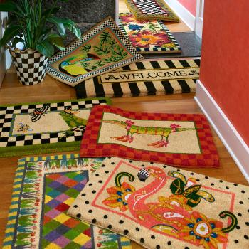 Придверный коврик Flamingo 349-57113