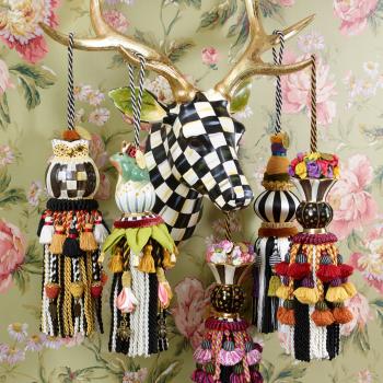 Кисть декоративная Autumn Decor 35503-060
