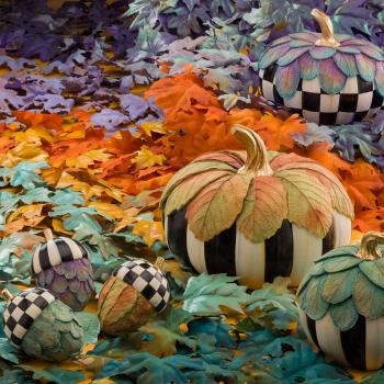 ТЫКВА МИНИ foliage 35509-0249