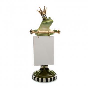 Декоративная фигура Fergal the Frog Easel 35514-1480