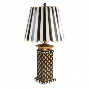 Лампа настольная большая Quatrefoil 44500-4510