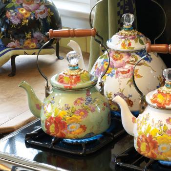Чайник 2 литра Flower Market 89257-90