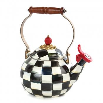 Чайник со свистком 2 литра Courtly Check 89275-40