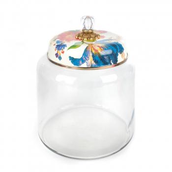 Банка для сыпучих продуктов 5,7 литров Flower Market 89375-95