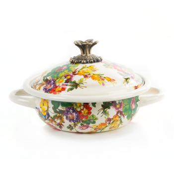 Кастрюля для запекания малая Flower Market 89405-95