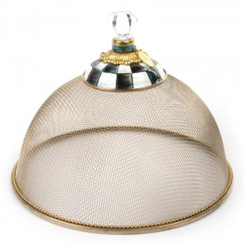 Купол для блюд малый сетка Courtly Check 89444-40